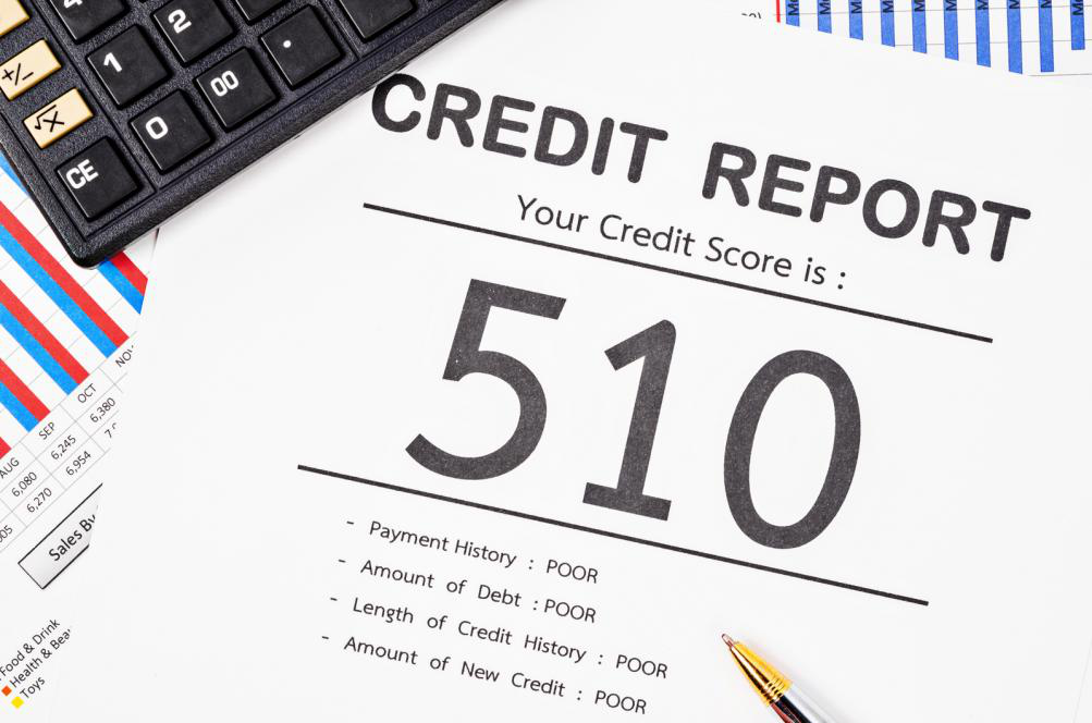 5 Ways A Bad Credit Score Can Negatively Affect You