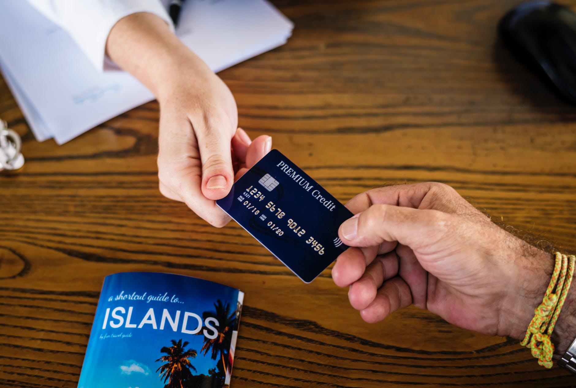 credit habits